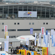 Exhibitors at inter airport Europe presented a comprehensive choice of equipment and services to speed up security screenings, check-in and baggage handling