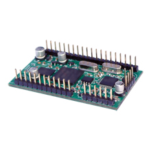 The recently introduced IPAM302 is more compact and uses less expensive connectors than previous generation IPAM modules