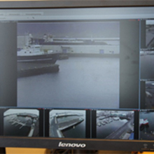 With Milestone video management the security personnel have been able to cover all parts of the harbours and put extra focus on identified high-risk zones