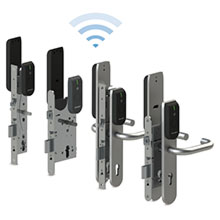 Assa Abloy Aperio® offers a cost effective and simple security upgrade