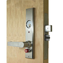 Securitech makes classroom security faster, easier and stronger with its QID classroom lock