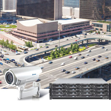 Surveon megapixel cameras adhere to ONVIF standards and are fully compatible with other major third party VMS