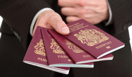 Around 30-40 countries have deployed second generation technology for e-passports, while a total of around 120-130 have issued e-passports