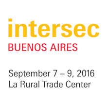Intersec Buenos Aires 2016 will take place on September 7 - 9 at La Rural Trade Center, Buenos Aires, Argentina
