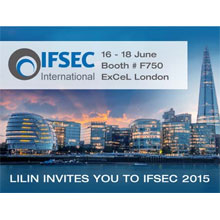 LILIN can be found at IFSEC International, stand F750