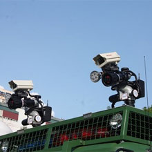 Vietnamese law enforcement focused LILIN cameras on high target areas to ensure situational awareness
