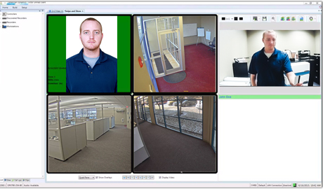 Face Detection is a valuable analytics feature built into the VideoEdge network video recorder