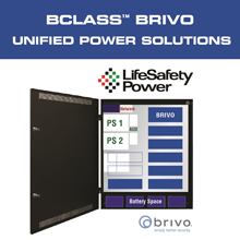 LifeSafety Power FlexPower line and BCLASS provide superior versatility that creates unlimited system configurations and specification possibilities