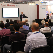 Paul Tennent, Managing Director of Tavcom, is delighted to be invited yet again by the organisers of IFSEC International to conduct a wide range of free-to attend lectures