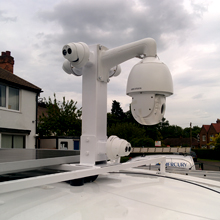 The latest surveillance offering from Magpie can be spotted in the Nottingham area