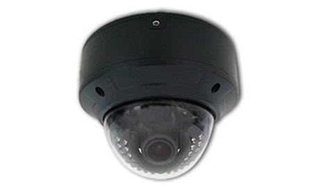 LTV security cameras are being delivered in the standard white color. On request, it is possible to paint the housing in any RAL color