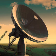 The Australian facility extends an existing chain of teleports in France, Germany, Norway, the UK and the USA