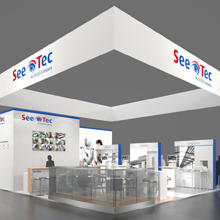 The 100 m2 booth will provide visitors with information on SeeTec video management software in the fields of industry, transportation, logistics, retail, finance and correctional facilities/prisons