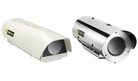 Siqura all-in-one thermal PID camera offers video analytics