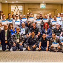 Promise has now certified over 200 engineers throughout the Middle East, North Africa and Europe