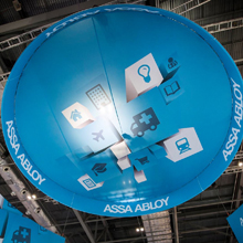 Since the show, many visitors have expressed enthusiasm about ASSA ABLOY's digital offering
