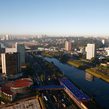 The new location is based in São Paulo, Brazil's largest city, and also the largest city proper in the southern hemisphere and Americas
