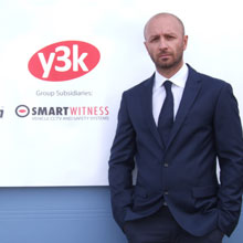 Marzano was account manager at UBM, working on the IFSEC International security show