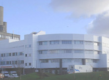 Ninewells Hospital in Dundee, where over 57,000 doors are fitted with an ABLOY product