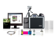 The Fargo HDP5000 card identity system was introduced by HID Global at ISC West 2008