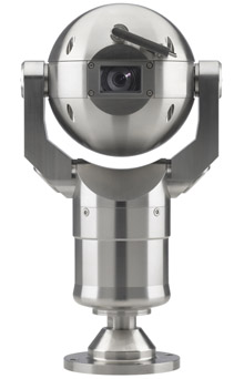 Bosch's MIC Series PTZ camera