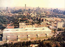 General Hospital in South Africa