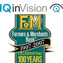 F&M Bank standardizes on IQeyes