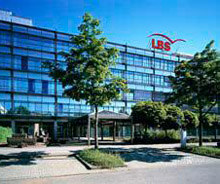 LBS office in Karlsruhe
