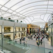 The Centre – one of the biggest shopping centres in Scotland