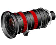 Thales Angenieux digital zoom lens