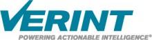 Verint Video Intelligence Solutions
