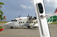 Air Seychelles has chosen a SALTO electronic access control system to provide advanced security management