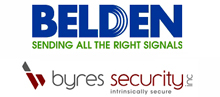 Belden and Byres Security Inc. join forces