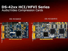 DS-4216HCI and DS-4216HFVI