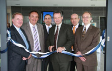 Tyco International created a centre of technical excellence in Belfast
