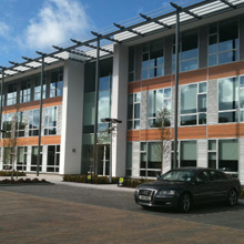 Access control solution specified for the GRAHAM offices was the SALTO XS4