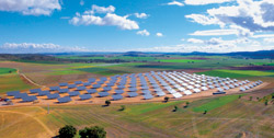 Spanish solar power stations secured by Geutebruck