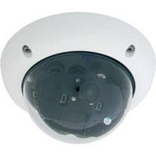 Bank security: one Mobotix for multiple cash desks
