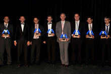 MOBOTIX Awards were presented in five categories