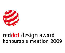 The red dot design award is one of the most renowned and hardest international design competitions