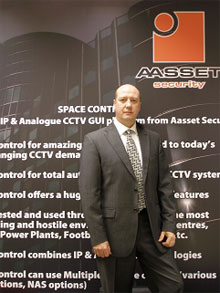 Martin Cowley joins Aasset Security UK as Director of Sales