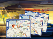 Two-way communication provides situational awareness and up-to-date assessment at remote locations, including the current location of mobile assets
