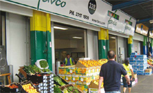 Favco employed Axis network video surveillance system to decrease stock theft