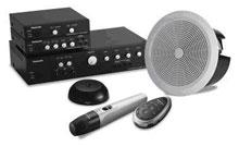 Panasonic's Infrared Wireless Microphone System