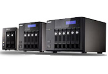 Intel® Atom™ Processor-based Turbo NAS