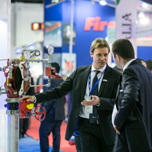 Fire & Rescue section at Intersec enjoyed a further 33% growth for the 2013 edition