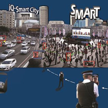 iQ-Smart City, Security-Safety–Services discusses the various technologies that can be used to manage a City environment