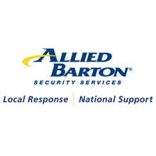 AlliedBarton is committed to hiring veterans, reservists, their families and caregivers