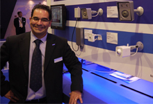 Giuseppe Cinquemani joins Panasonic as Sales Manager for South East Area