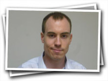 Luke Hansford, Panasonic System Solutions Europe E-Marketing Assistant